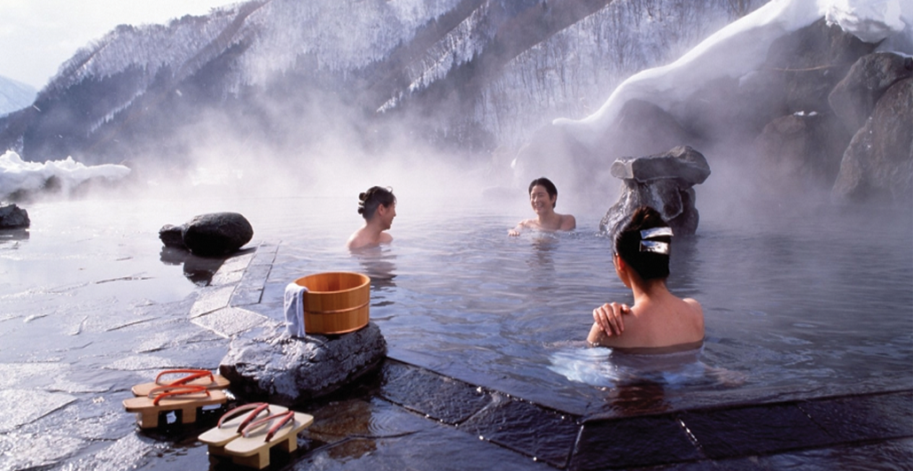 onsen-giappone
