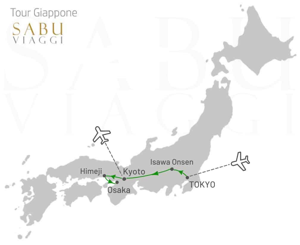 Mappa Giappone-magia -dei-colori