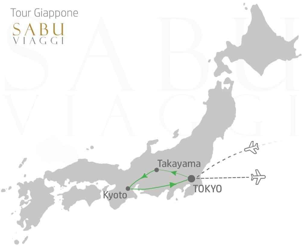 Mappa Giappone-tradizioni-millenarie-futurismo