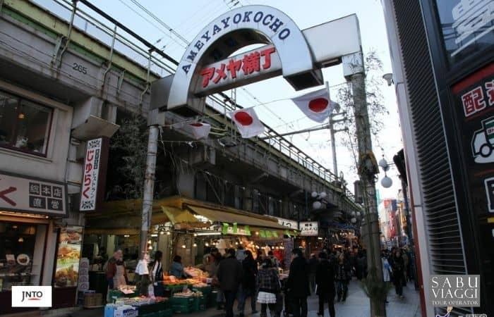 m_163869 TOKYO Ameyoko Street