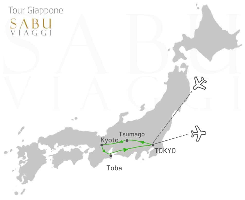 Mappa Giappone Meoto-Iwa
